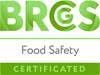 BRC FOOD CERT LOGO